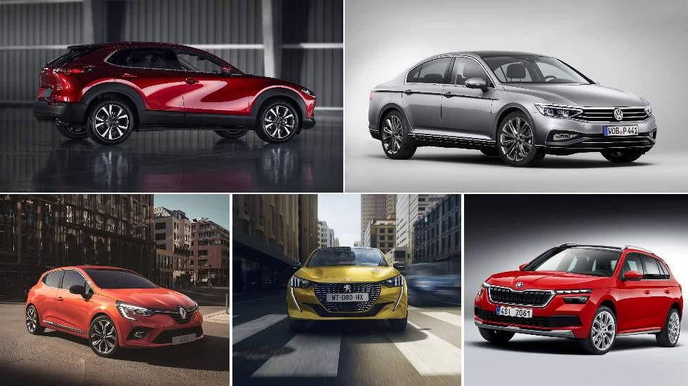 Novedades más destacadas del Salón del automóvil de Ginebra 2019