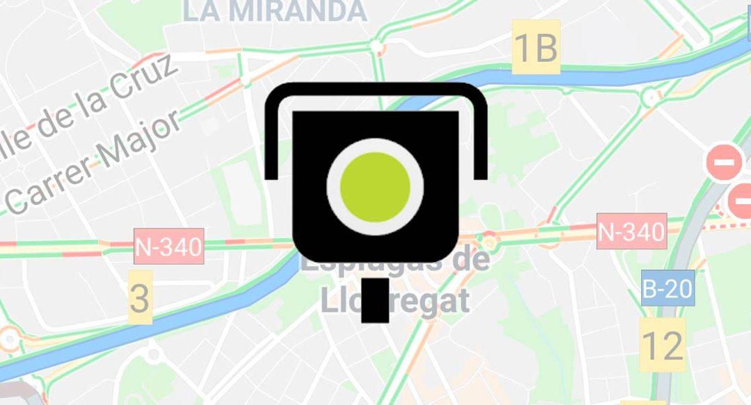 Las mejores apps para detectar radares de tráfico